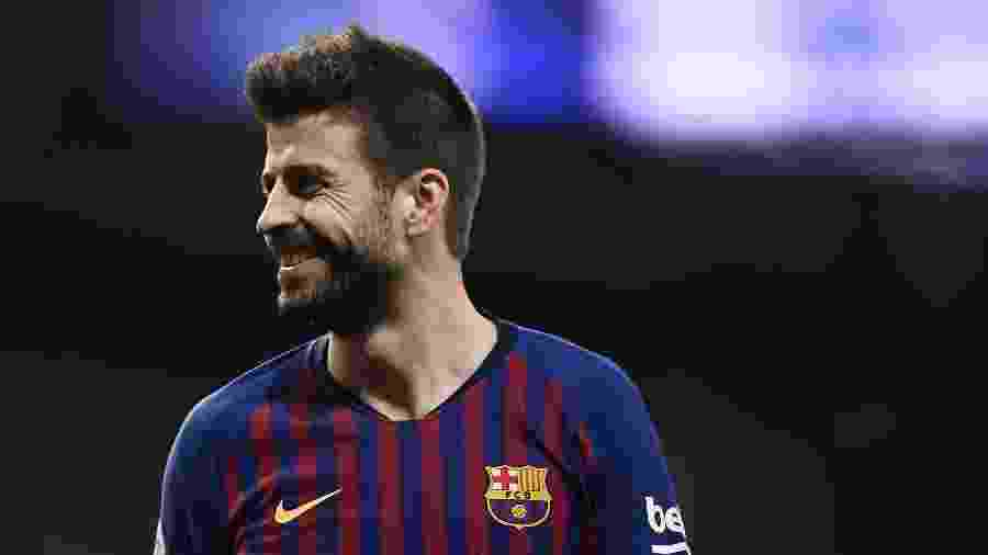 Piqué se aposentou da seleção espanhola no ano passado - Oscar Del Pozo/AFP