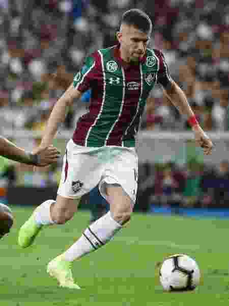Caio Henrique não foi bem no empate com o Corinthians - Lucas Merçon/Fluminense FC - Lucas Merçon/Fluminense FC
