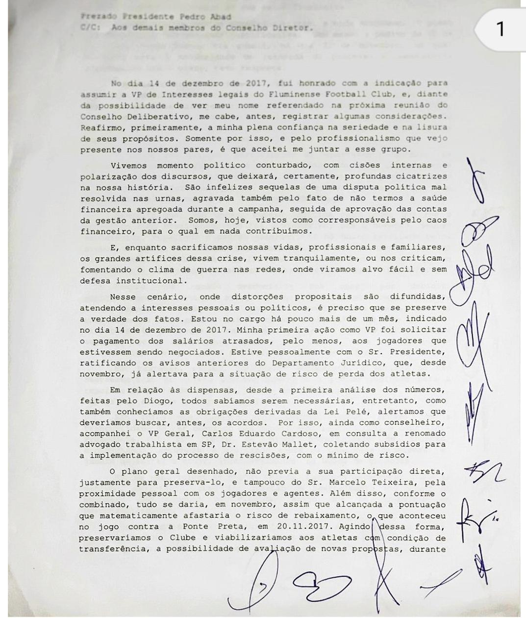 Documento Fluminense 1
