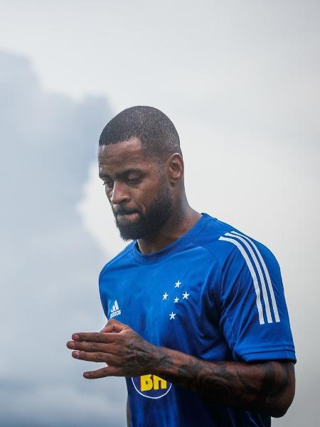 Zagueiro Dedé, do Cruzeiro - Vinnicius Silva/Cruzeiro