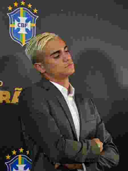 Reinier trocou o Flamengo pelo Real Madrid - Thiago Ribeiro/AGIF