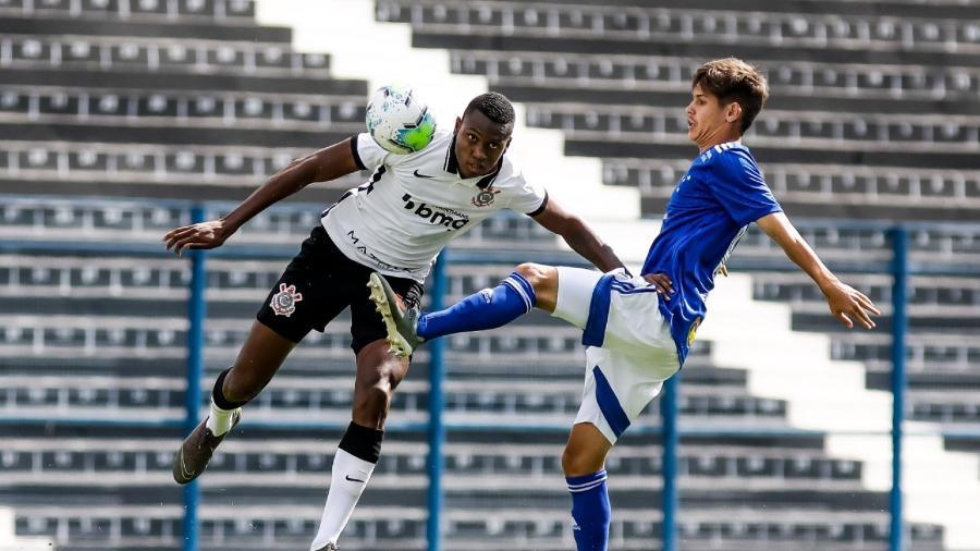 Richard Caimmy tem contrato com o Corinthians até agosto e pode estar de saída para Red Bull Bragantino ou Sport - Rodrigo Gazzanel/ Ag. Corinthians