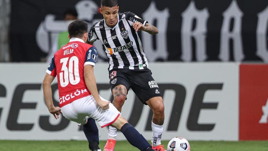Convocado para a seleção olímpica, Guilherme Arana realiza sonho de infância - Pedro Souza/Atlético