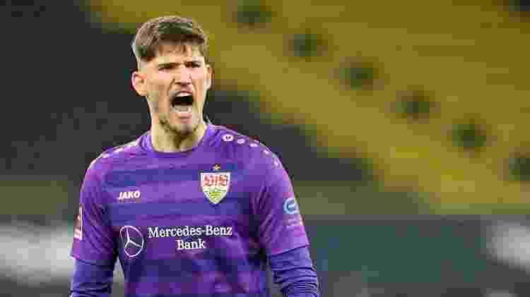 Gregor Kobel (Borussia Dortmund) - Divulgação - Divulgação