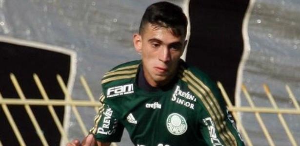 Kaue está entre as esperanças do Palmeiras para a Copa SP