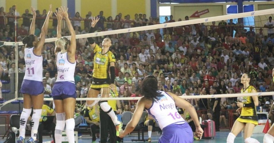 Rio do Sul/Equibrasil está em 7º lugar na classificação geral