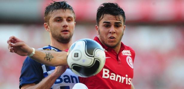 Meia Andrigo está se acertando com o Atlético-GO para a disputa da Série A