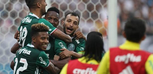 Palmeiras não perde há dez jogos - nove na Série A - e chega embalado para o momento decisivo da temporada