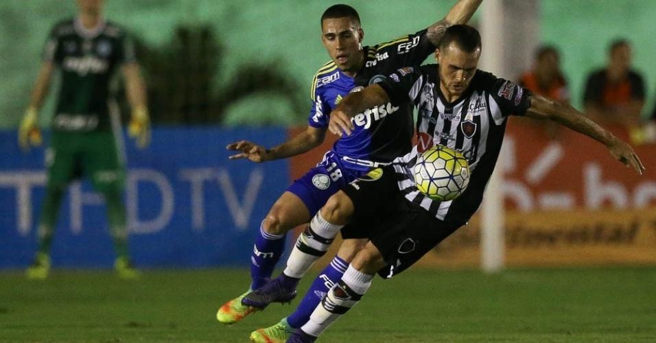 Palmeiras Gabriel Botafogo-PB Copa do Brasil