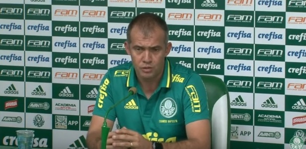 Reprodução/TV Palmeiras