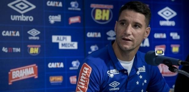 Meia será titular do Cruzeiro nesta quarta-feira de Copa do Brasil - Washington Alves/Light Press/Cruzeiro