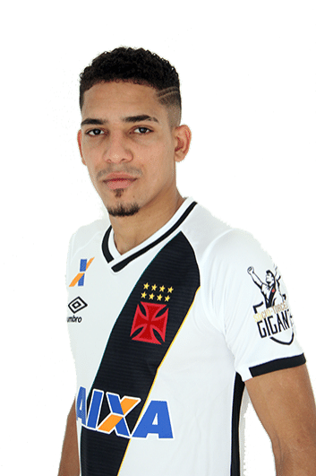 Gilberto, lateral direito do Vasco