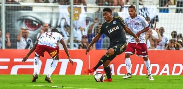 Matheus Jesus se destacou pela Ponte Preta no Campeonato Paulista