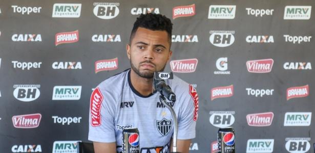Rafael Carioca defenderá o Atlético-MG diante do Botafogo, pela Copa do Brasil
