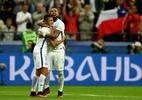 Vidal e Sánchez podem ficar de quarentena e perder jogo do Chile (Foto: Ian Walton/Getty Images)