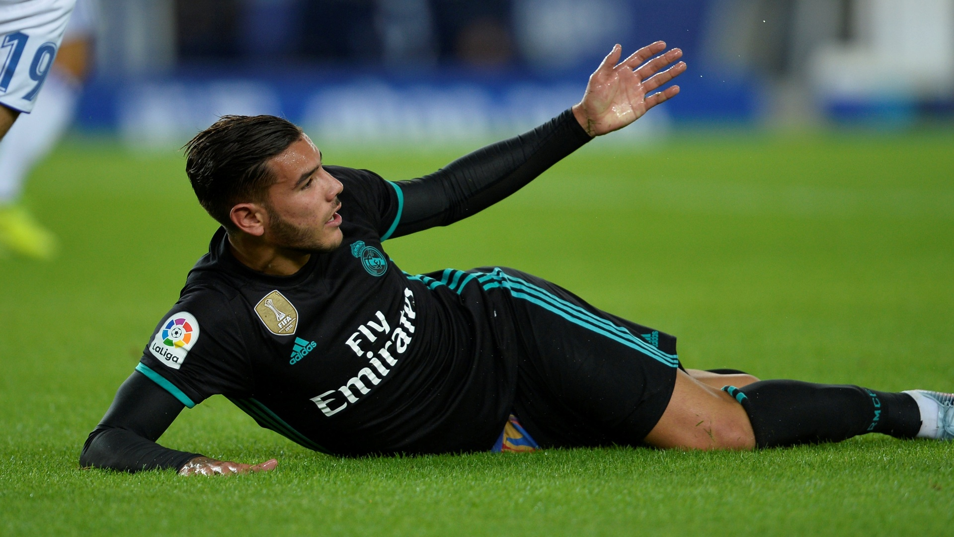 Theo Hernández, lateral do Real Madrid