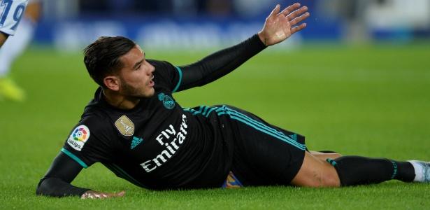 Theo Hernández está insatisfeito com a seleção da França - VINCENT WEST/REUTERS