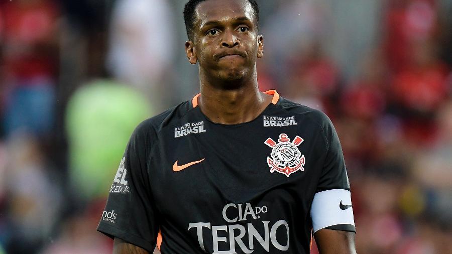 Jô foi contratado pelo Corinthians e busca terceiro título brasileiro pelo clube alvinegro - Thiago Ribeiro/AGIF