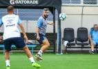 Grêmio vê melhora, mas não crava volta de Douglas antes de recesso da Copa - Lucas Uebel/Grêmio