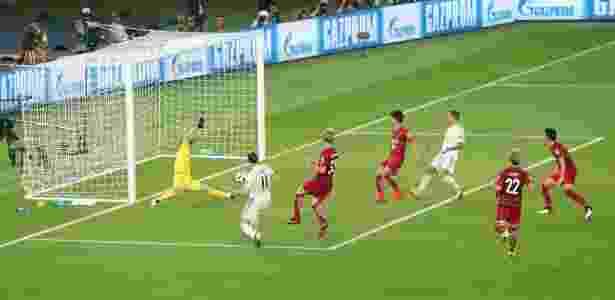 Bale chute primeiro gol - Ahmed Jadallah/Reuters - Ahmed Jadallah/Reuters