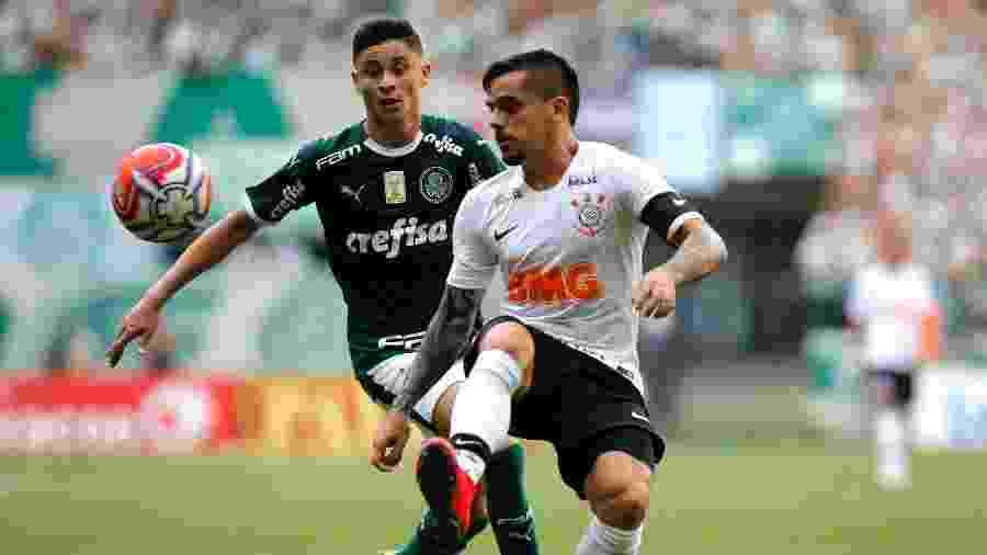 Clássico entre Corinthians e Palmeiras é um dos destaques da 13ª rodada - Daniel Vorley/AGIF