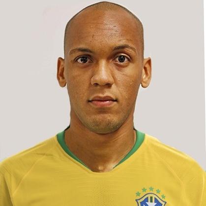 Fabinho, volante da seleção brasileira