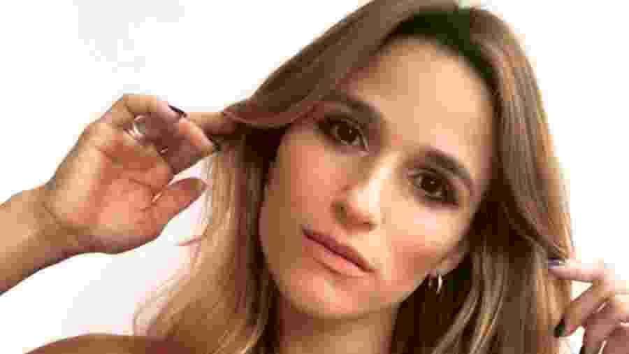 Jade Barbosa muda de visual durante quarentena de coronavírus - Reprodução/Instagram