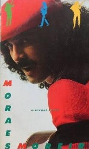 Moraes Moreira com camisa do Flamengo