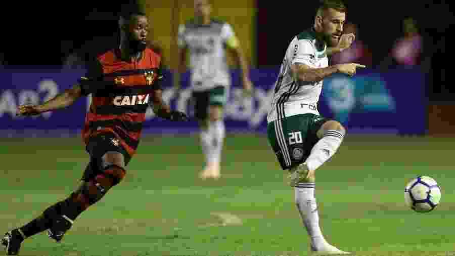 Sport e Palmeiras se enfrentaram pela última vez em 2018 - Cesar Greco