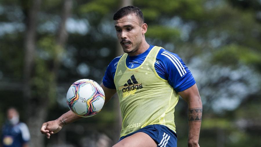 Willian Pottker provavelmente será titular no duelo diante da Patrocinense - Gustavo Aleixo/Cruzeiro