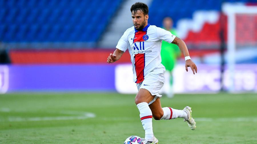 Juan Bernat, lateral do PSG - Aurelien Meunier - PSG/PSG via Getty Images