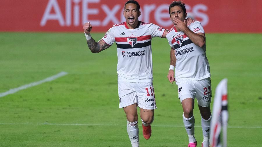Eder marcou contra o Juventude e quer manter ritmo no clássico - Marcello Zambrana/AGIF