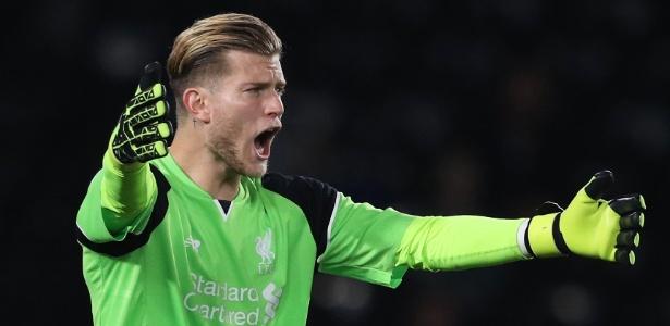 Karius, de 23 anos, fez sua estreia pelo Liverpool na última quarta-feira