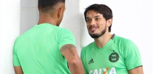 Tiago Real se anima com bom início do Coritiba no Brasileiro