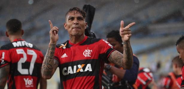 Atacante vive bom momento no Flamengo