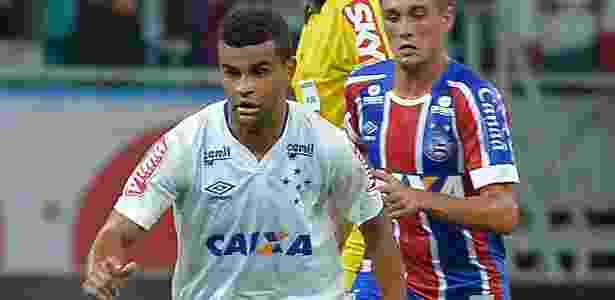 Alisson, atacante do Cruzeiro, interessa ao Genoa desde dezembro do ano passado -  Betto Jr/Light Press/Cruzeiro