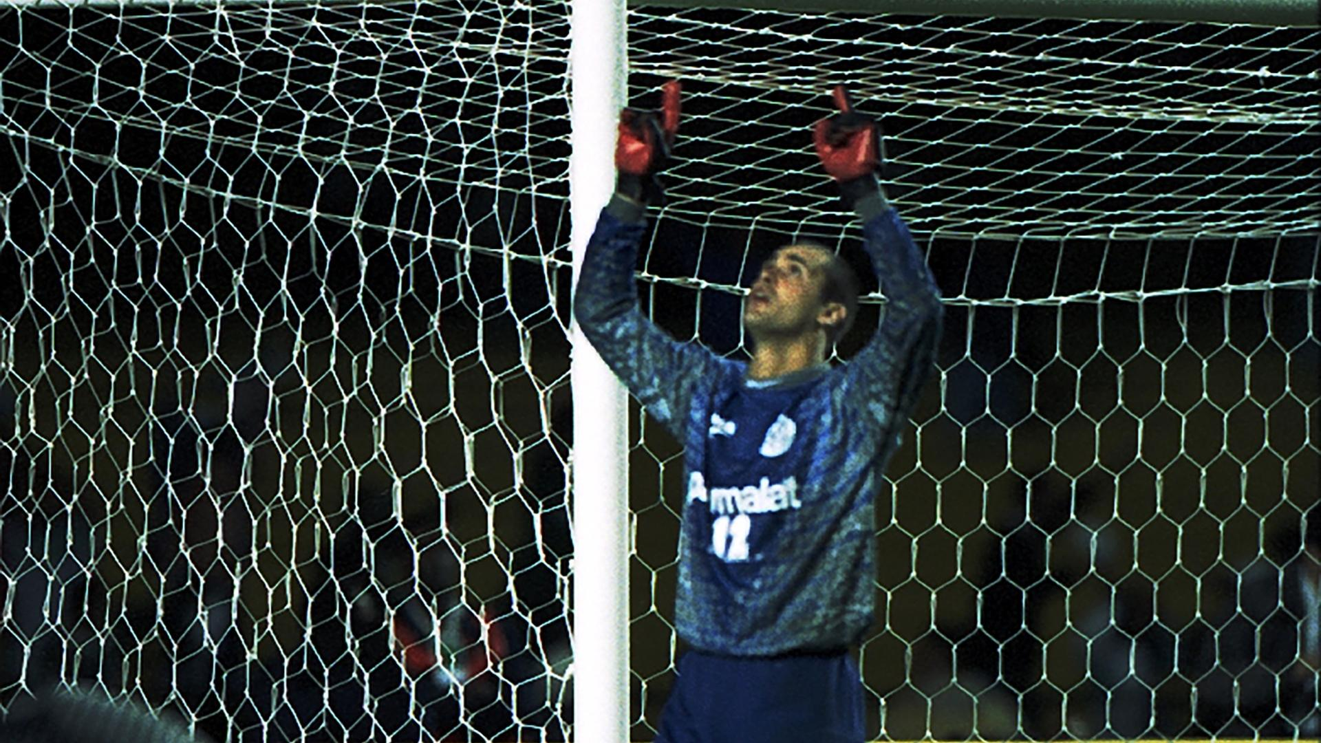 Palmeiras x Corinthians - Taça Libertadores da América de 1999