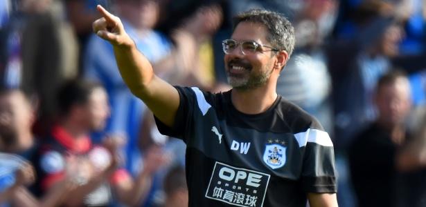 David Wagner é o alemão que dirige o Huddersfield Town - Tony Marshall/Getty Images