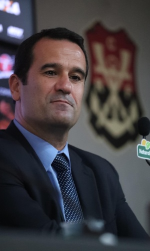 Ricardo Lomba tem a missão de reformular o futebol do Flamengo para 2018