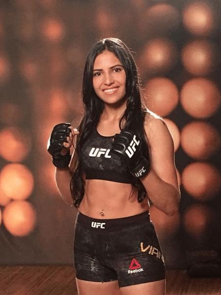 Polyana Viana, lutadora do UFC, reagiu a assalto e teve medo de ser presa - Reprodução/Instagram