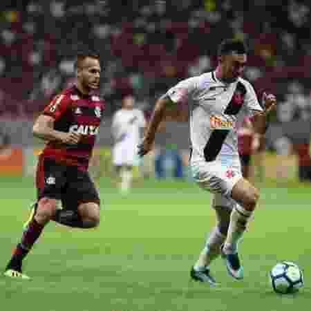 Vasco e Flamengo se enfrentarão novamente no estádio Mané Garrincha, em Brasília - Carlos Gregório Jr/Vasco.com.br