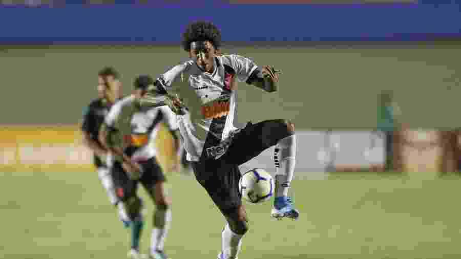 Talles Magno é pivô de uma crise entre Vasco e CBF após sua convocação para a seleção brasileira sub-17 - Rafael Ribeiro / Site oficial do Vasco