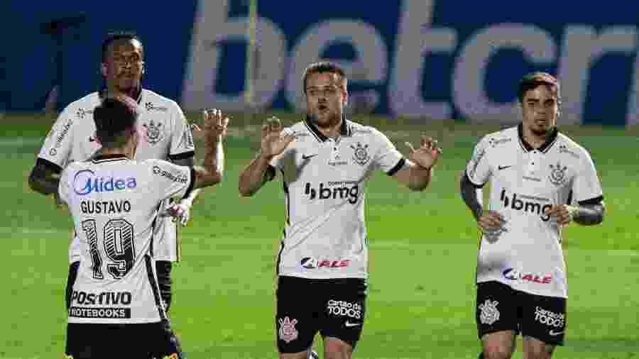 Corinthians só venceu dois jogos em nove partidas disputadas pelo Brasileirão deste ano - Heber Gomes/AGIF