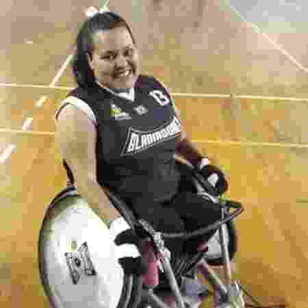 Tininha, atleta de Rugby em Cadeira de Rodas, foi vítima da covid - Associação Brasileira de Rugby em Cadeira de Rodas - Associação Brasileira de Rugby em Cadeira de Rodas