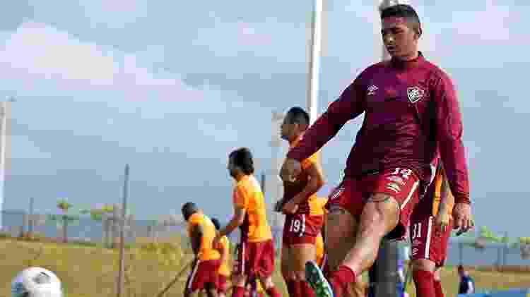 Danilo Barcelos será titular do Fluminense contra o Junior (COL) pela Libertadores - Mailson Santana/Fluminense FC - Mailson Santana/Fluminense FC