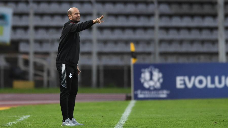 Inter de Miguel Ángel Ramírez tem pedreira na quinta: encara o Olimpia, no Paraguai - Ricardo Duarte/Internacional