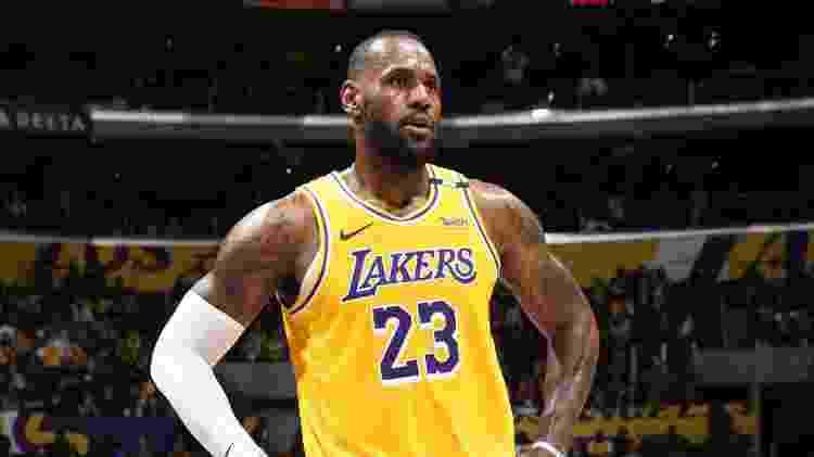 LeBron James - Andrew D. Bernstein/NBAE via Getty Images - Andrew D. Bernstein/NBAE via Getty Images