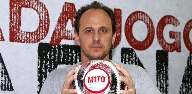 Rogerio Ceni acredita que Fred seria um bom reforço para o São Paulo