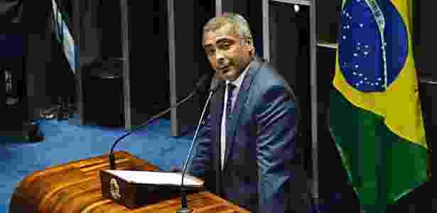 Romário no Senado - Renato Costa-31.agol.2016/Folhapress - Renato Costa-31.agol.2016/Folhapress