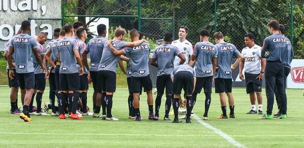 Atlético-MG vai ter uma equipe alternativa na Florida Cup, comandada por Diogo Giacomini